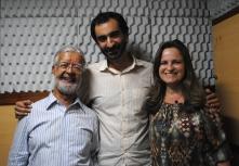 Dr Leon, Dr Nery e Patrícia