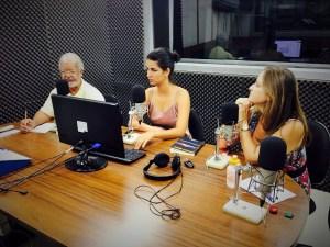 Patrícia, Nery e Lorena